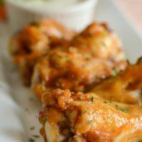 20 Minute Air Fryer Chicken Wings