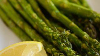 Air Fryer Seasoned Asparagus