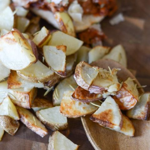 Easy Air Fryer Roasted Potatoes