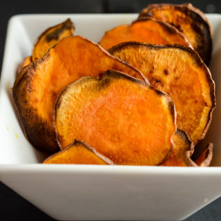 How to Make Air Fryer Sweet Potato Chips