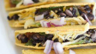 Easy Air Fryer Tacos