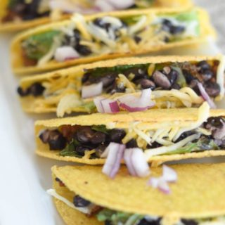 Easy Air Fryer Tacos