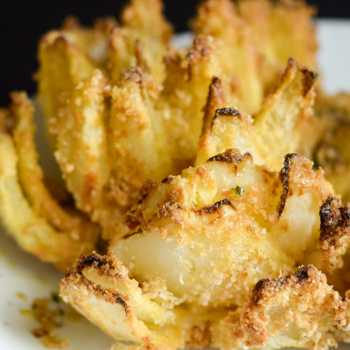 Air Fried Blooming Onion (Gluten-Free)