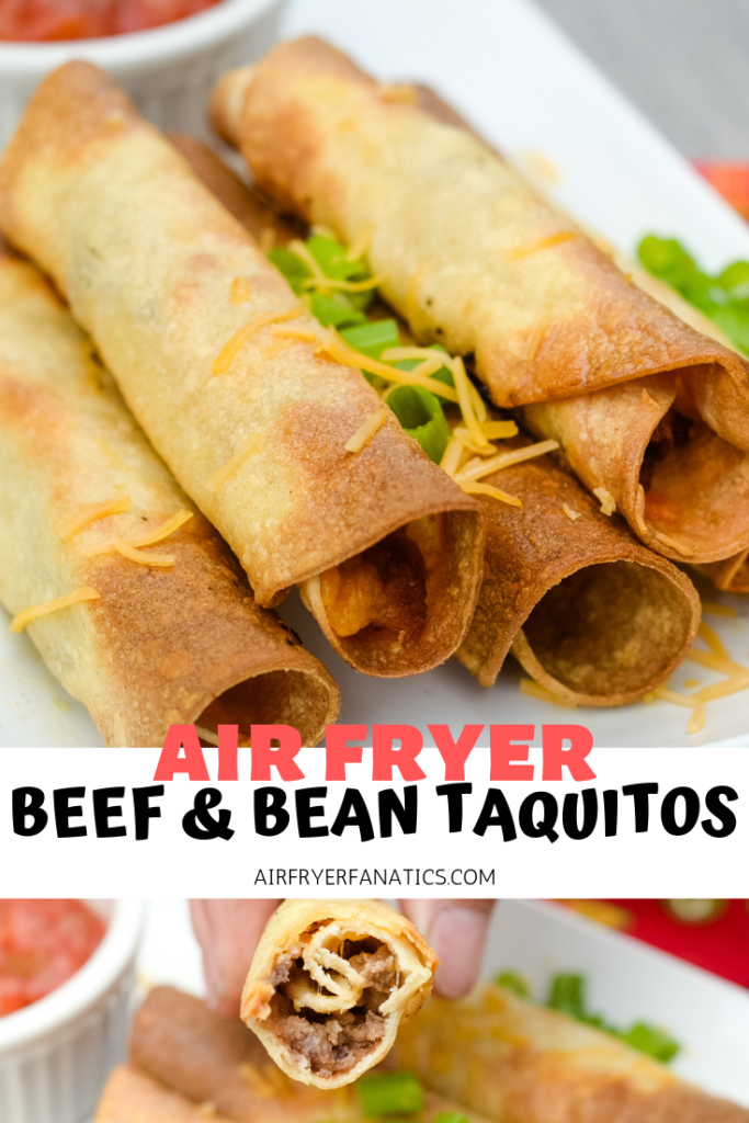 air fryer taquitos
