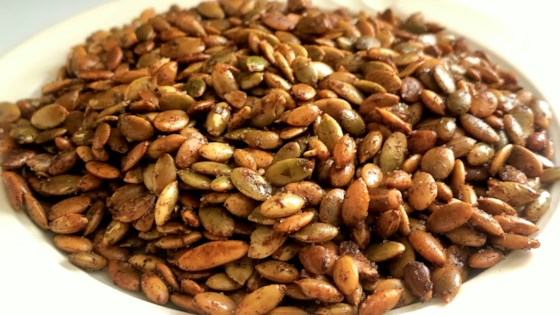 Air Fryer Pumpkin Seeds Recipe