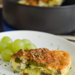 Ninja Foodi Low-Carb Breakfast Casserole {Air Fryer}
