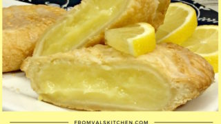Air Fryer Lemon Hand Pies Recipe