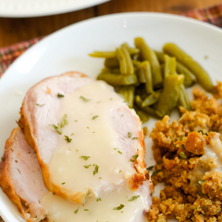 Easy Air Fryer Turkey Breast