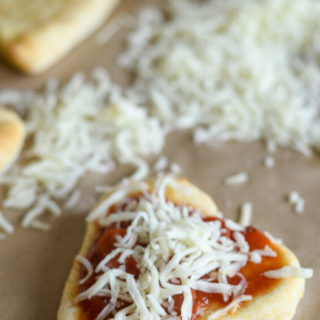 Air Fryer Pizza Lunch Box Kits