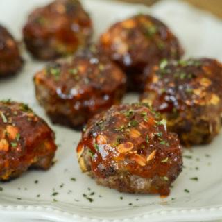 Easy Air Fryer Meatballs (Gluten-Free)