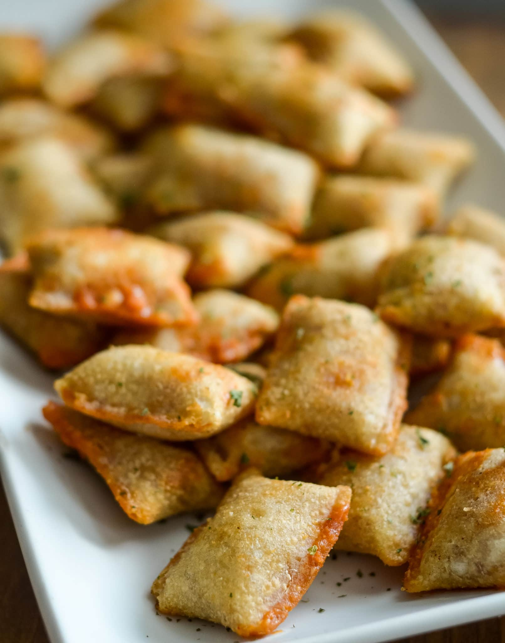 How to Make Air Fryer Pizza Rolls