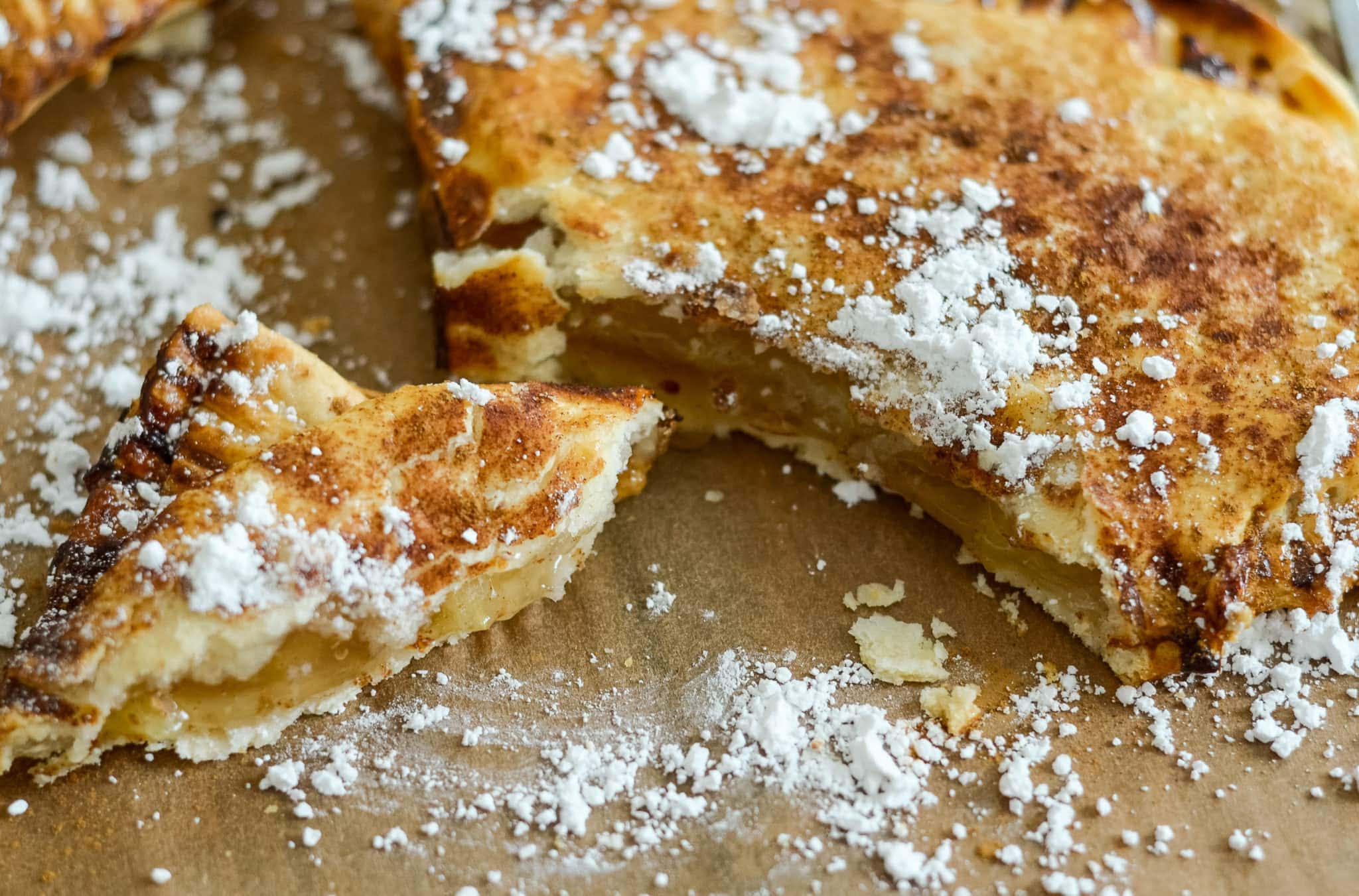 Easy Air Fryer Apple Pies