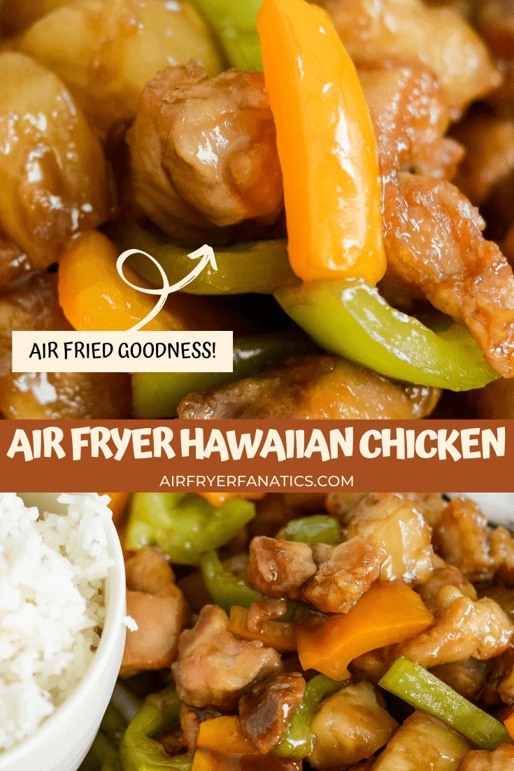 air fryer hawaiian chicken