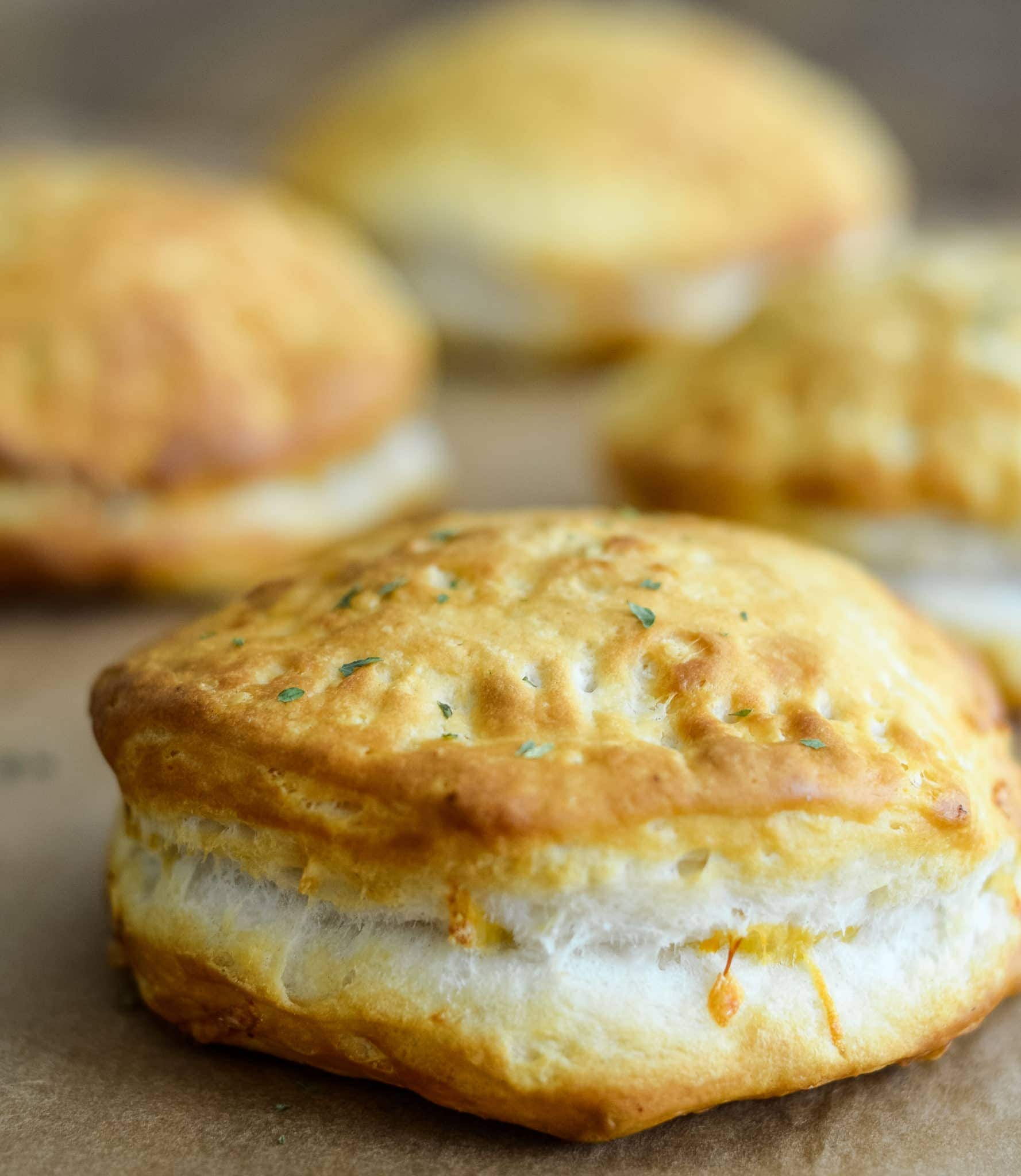 Air Fryer Cheeseburger Pockets
