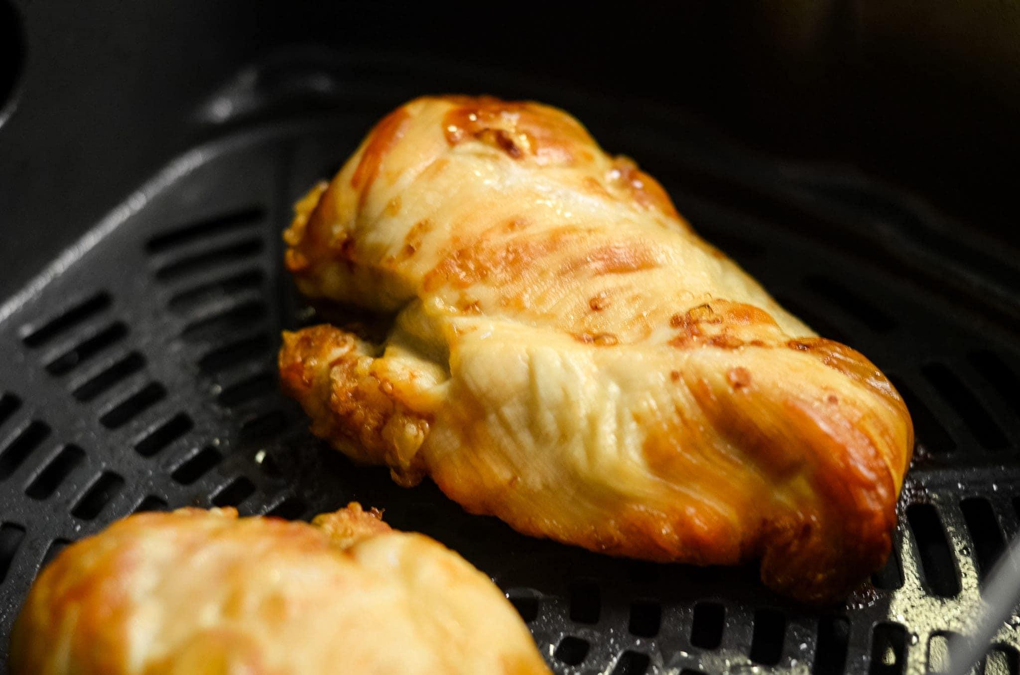 Easy Air Fryer Chicken Breast