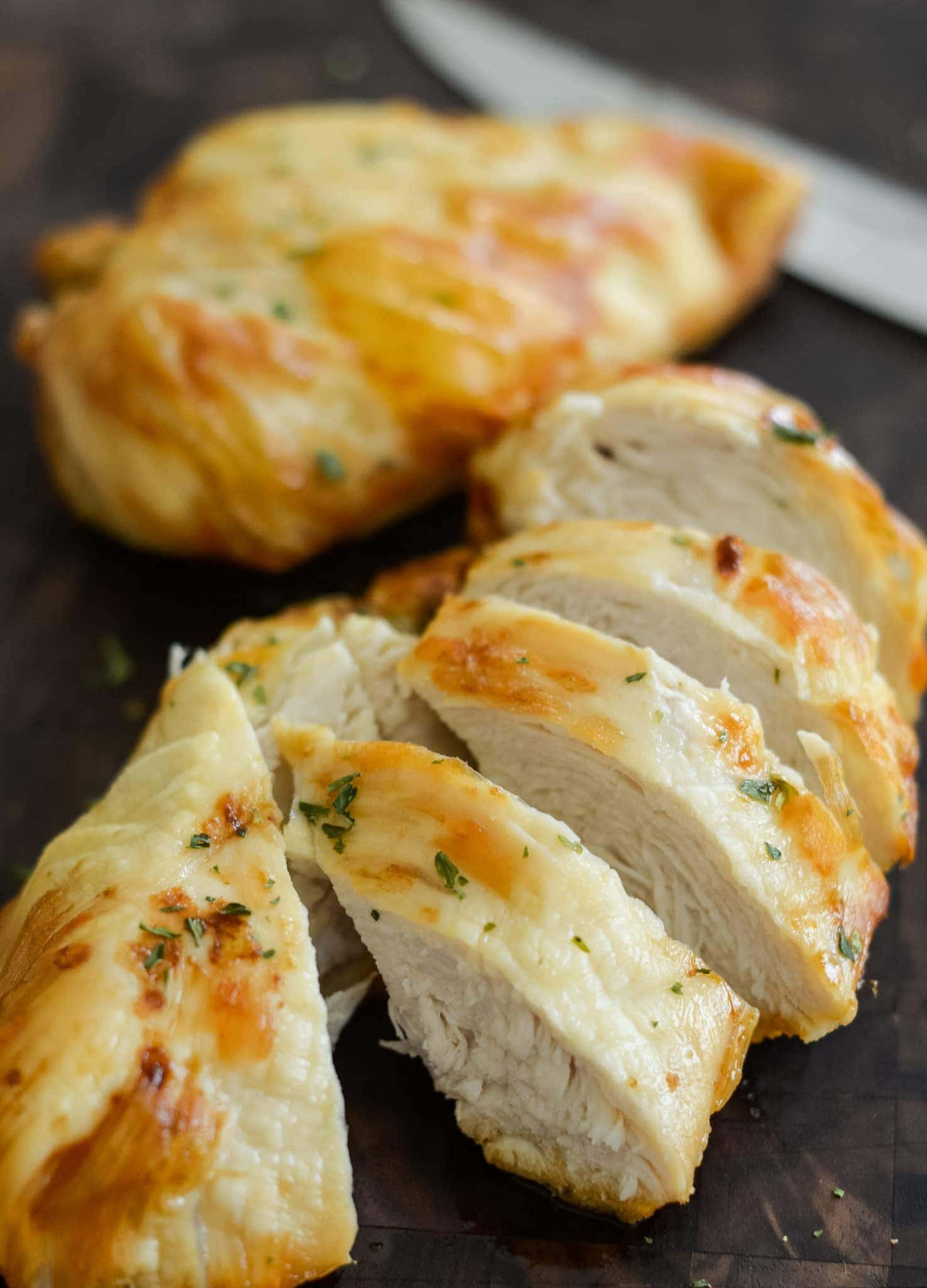 Easy Air Fryer Chicken Breast