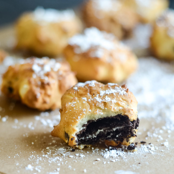 Gluten-Free Air Fried Oreos