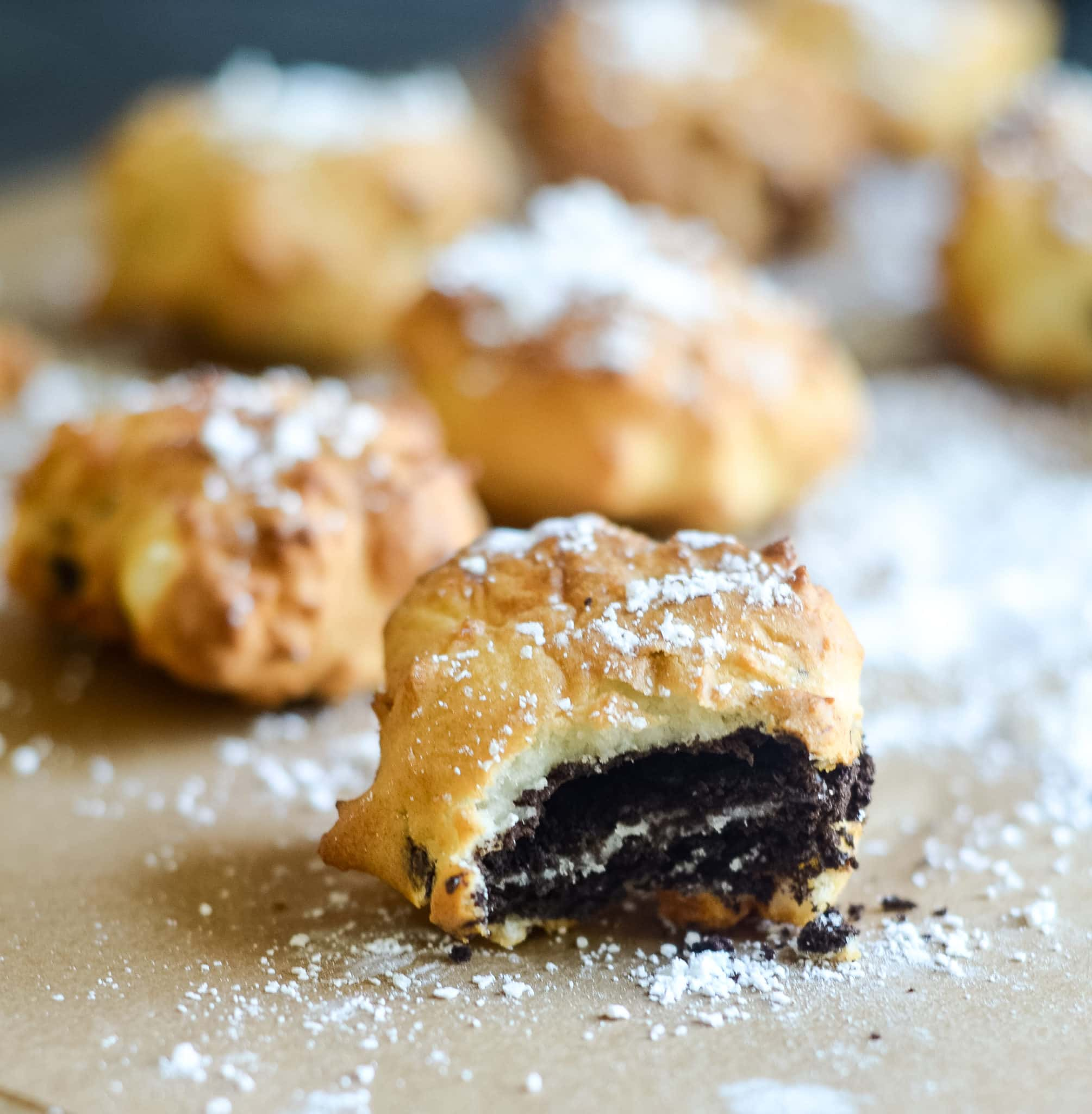 Easy Air Fried Oreos