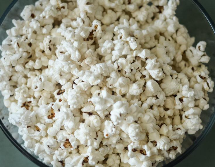 air fryer popcorn recipe