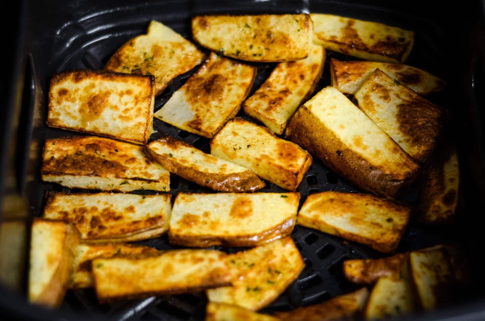 Air Fryer Steak Fries (Gluten-Free)
