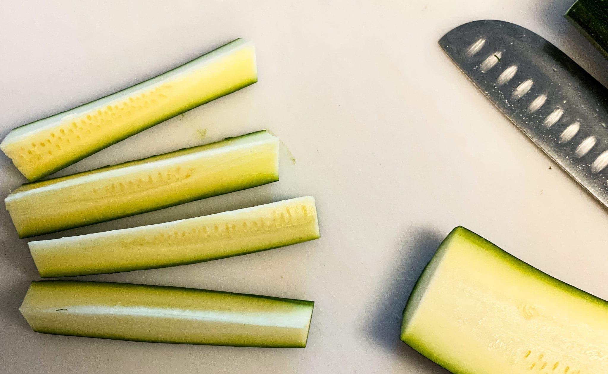 Air Fryer Zucchini Fries (Gluten-Free)