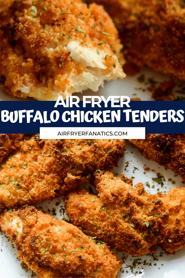 air fryer buffalo chicken tenders