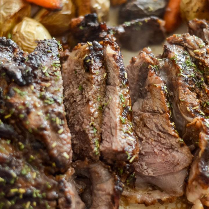 Air Fryer Beef Roast