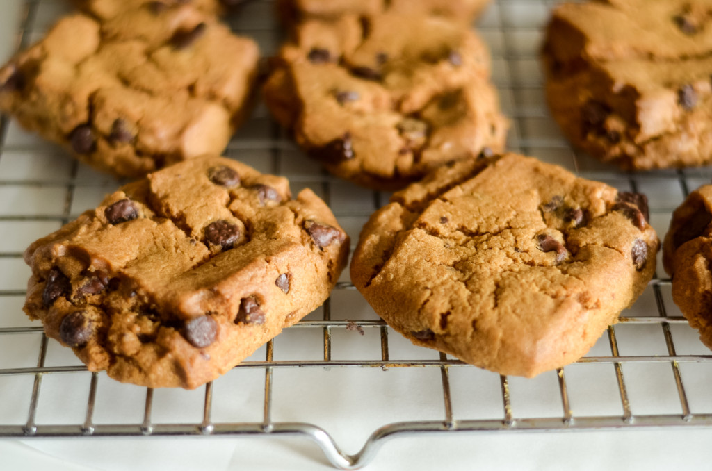 Toll House Cookies in the Air Fryer