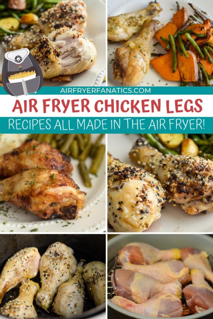 air fryer chicken leg recipes